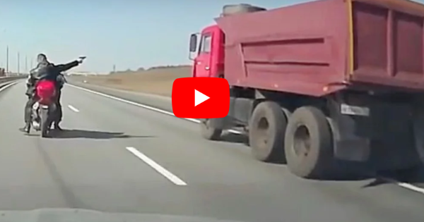 Video Shows Why Dash Cams Are So Popular in Russia
