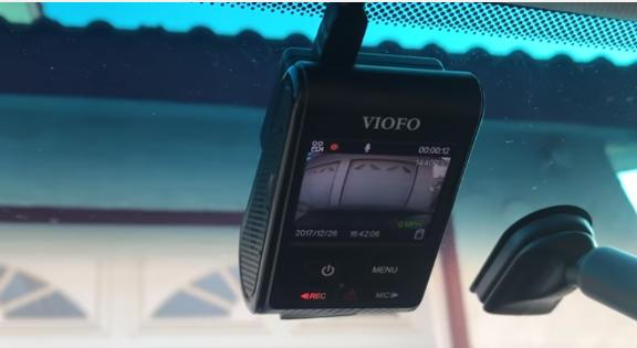 Viofo a119 v2 Dash cam